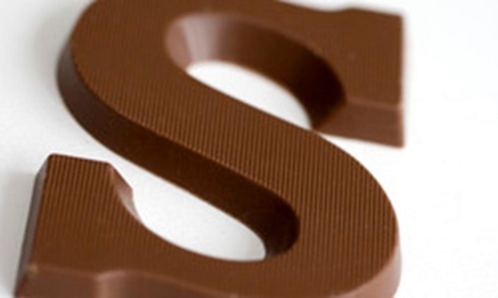 Chocoladeletteractie